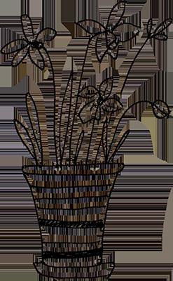 Blumentopp 5
